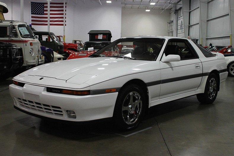 1990 Toyota Supra | GR Auto Gallery