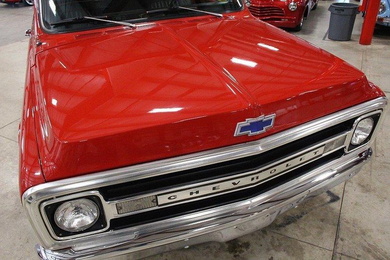 1969 1969 Chevrolet Blazer For Sale