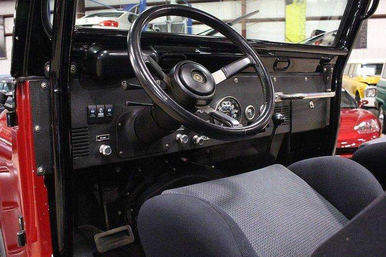 1984 1984 Jeep CJ-7 For Sale