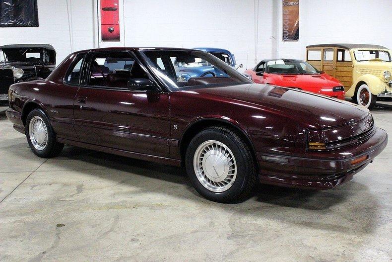 1991 Oldsmobile Toronado Trofeo Gr Auto Gallery
