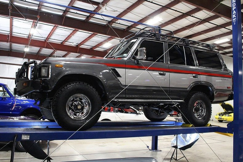 1989 1989 Toyota Land Cruiser For Sale