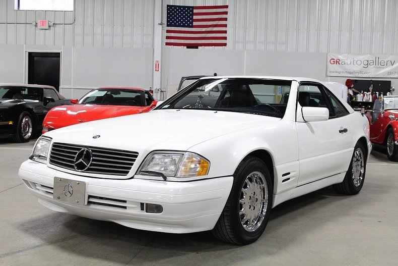 1997 1997 Mercedes-Benz SL500 For Sale