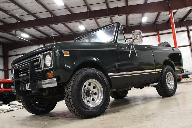 1978 1978 International Scout For Sale