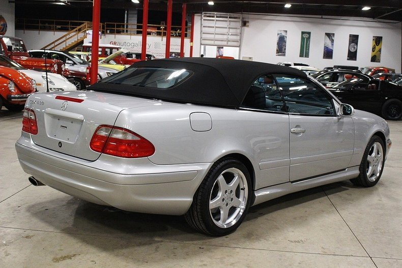 2002 2002 Mercedes-Benz CLK430 For Sale