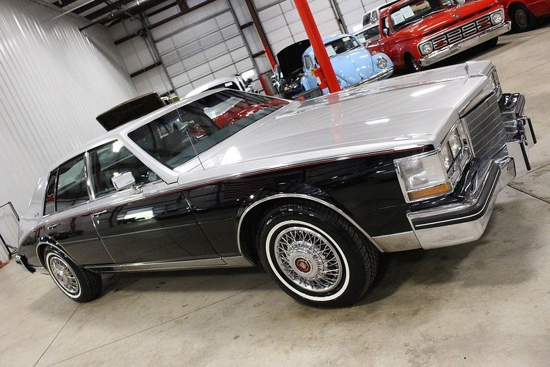 1985 Cadillac Seville Gr Auto Gallery