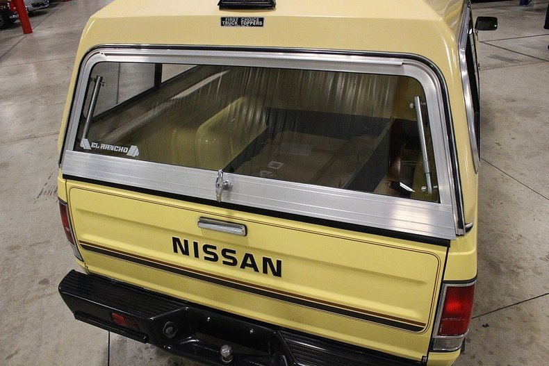 1985 1985 Nissan 720 For Sale