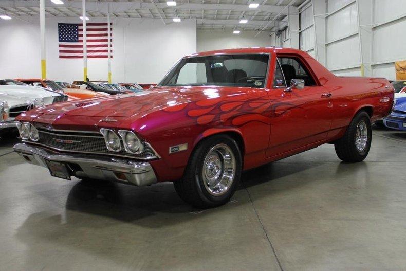 1968 1968 Chevrolet El Camino For Sale