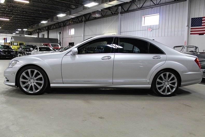 2008 mercedes benz s550 4 matic for sale 44694 mcg for Mercedes benz 2008 s550 for sale