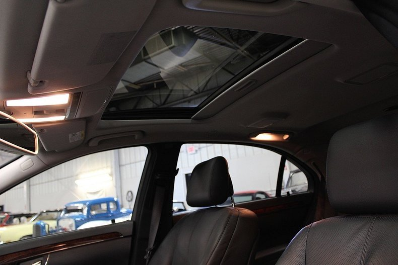 2008 2008 Mercedes-Benz S550 For Sale