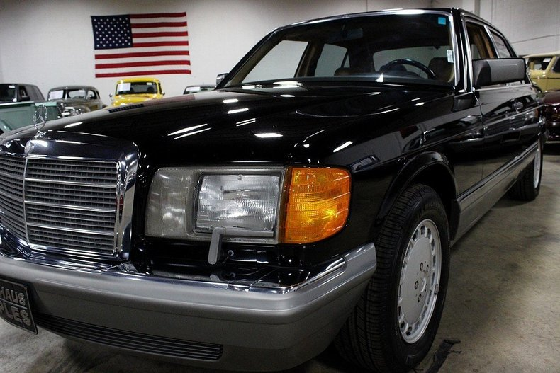 1988 1988 Mercedes-Benz 300 For Sale
