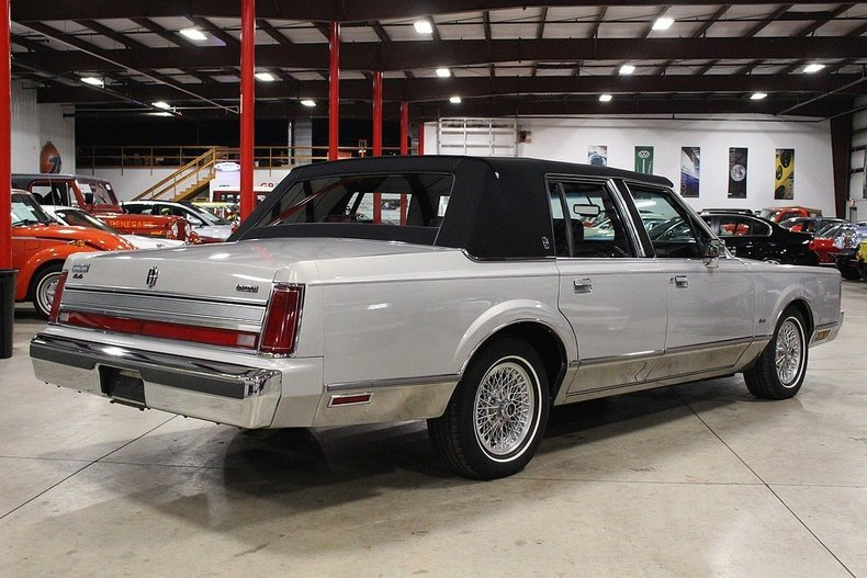 1989 1989 Lincoln Town Car For Sale