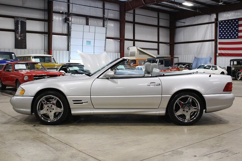 2000 2000 Mercedes-Benz SL500 For Sale