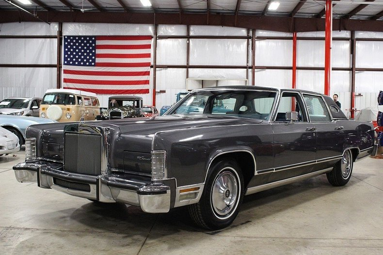 lincoln classic cars for sale. Black Bedroom Furniture Sets. Home Design Ideas