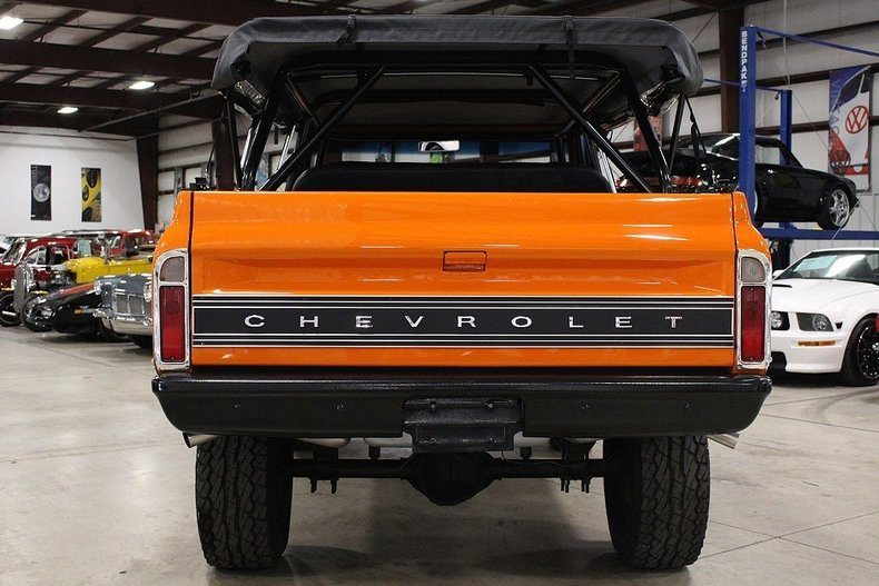 1972 1972 Chevrolet Blazer For Sale
