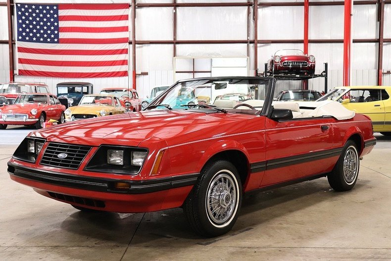 466315eca29116 low res 1983 ford mustang glx