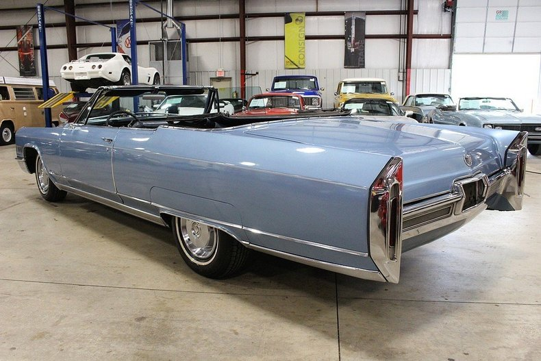 1966 1966 Cadillac Eldorado For Sale