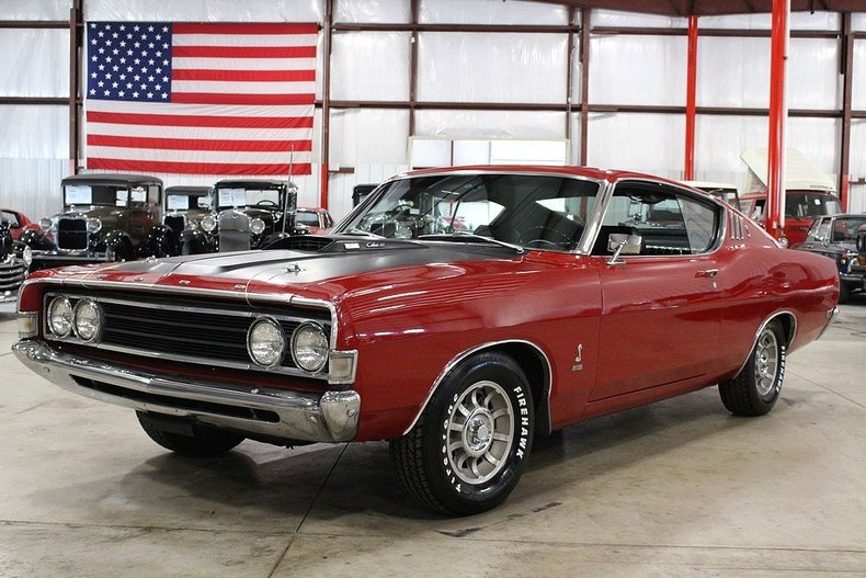 1969 ford torino gr auto gallery