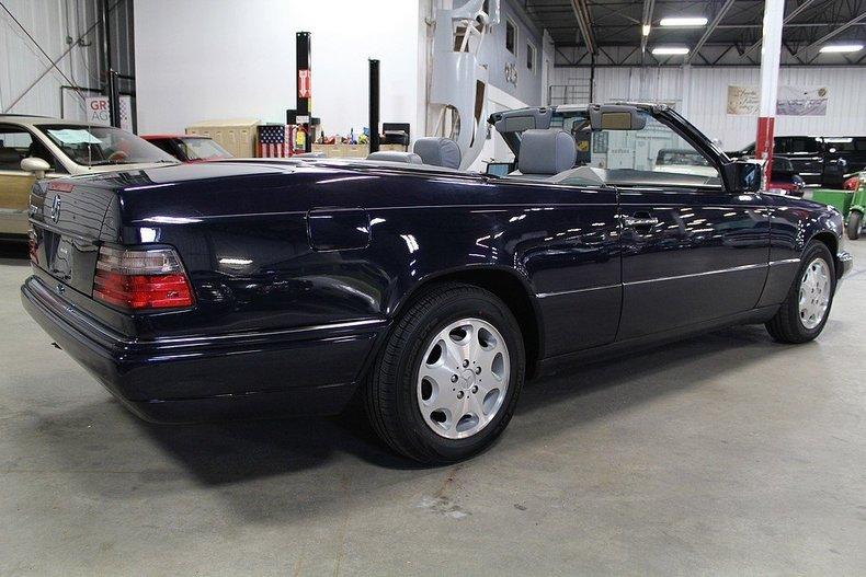 1995 Mercedes Benz E320 Gr Auto Gallery