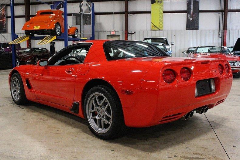 2003 chevrolet corvette gr auto gallery. Black Bedroom Furniture Sets. Home Design Ideas