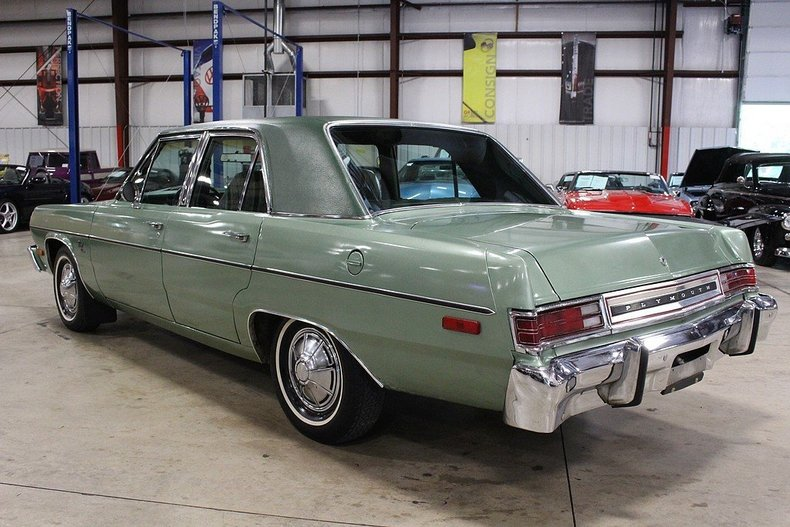 1976 Plymouth Valiant Gr Auto Gallery