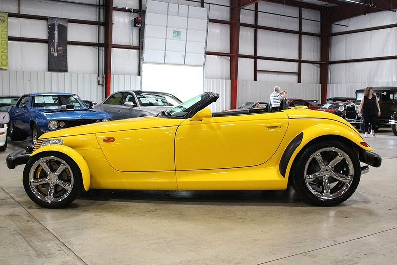 2000 plymouth prowler for sale 57876 mcg for Garage auto 2000 wimille