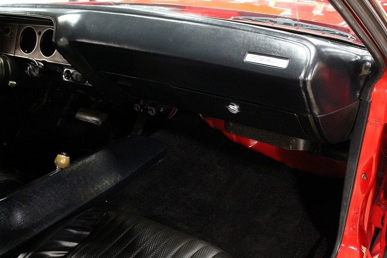 1974 Dodge Challenger --: 1974 Dodge Challenger  12223 Miles Red Coupe 360 V8 3 Speed Automatic