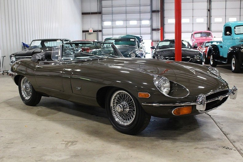 1971 1971 Jaguar XKE For Sale
