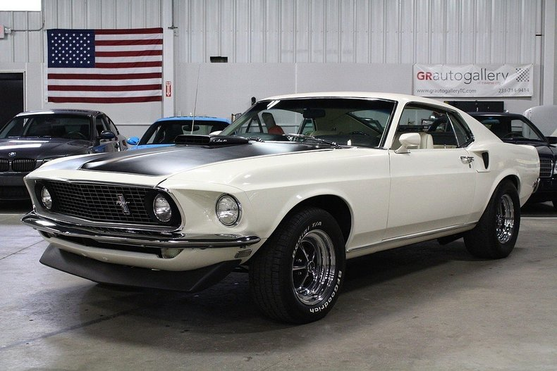 1969 ford mustang mach 1 for sale 72666 mcg