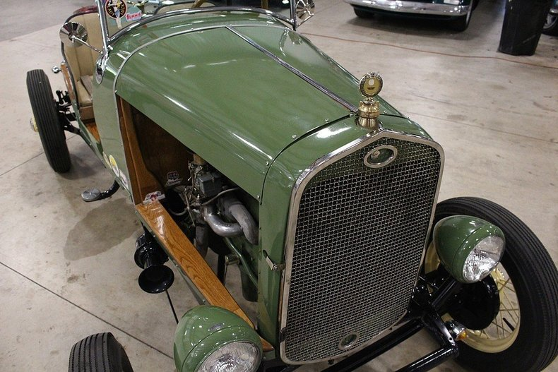 Grand Rapids Auto Parts >> 1930 Ford Speedster | GR Auto Gallery