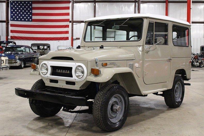 1974 toyota land cruiser gr auto gallery rh grautogallery com 1972 Toyota FJ40 1960 Toyota FJ40