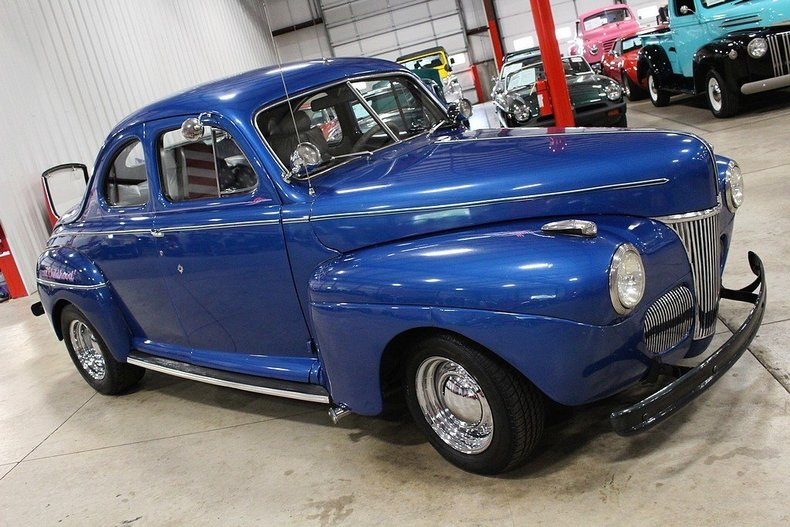 1941 1941 Ford Coupe For Sale
