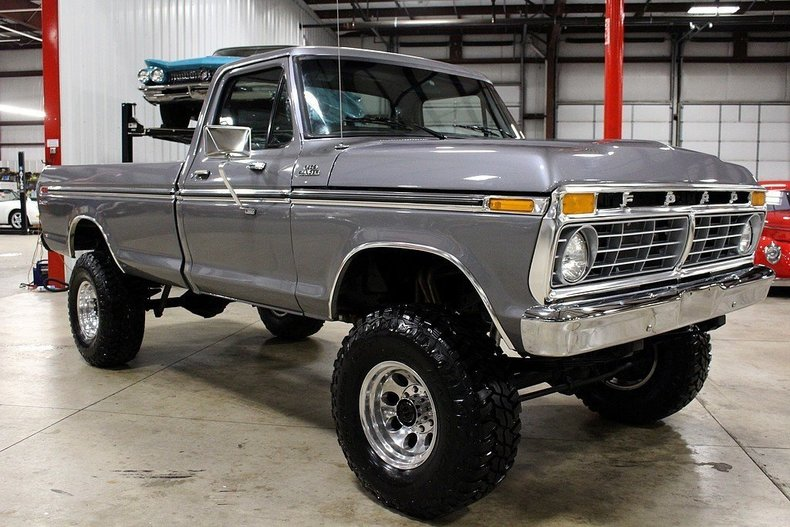 1977 ford f250 for sale 75844 mcg for Garage ford chelles 77