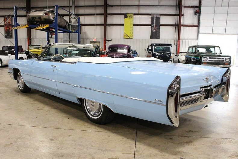 1966 1966 Cadillac DeVille For Sale