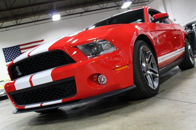 2010 2010 Ford MUSTANG GT 500 For Sale