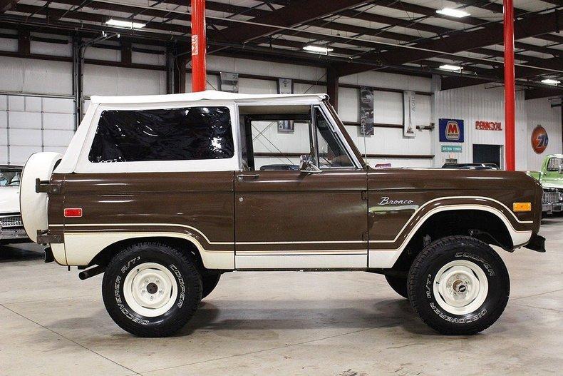 1975 ford bronco for sale 68169 mcg. Black Bedroom Furniture Sets. Home Design Ideas