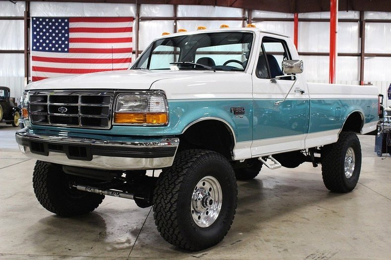 1997 1997 Ford F350 For Sale