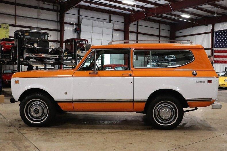 Adams Auto Parts >> 1973 International Scout | GR Auto Gallery