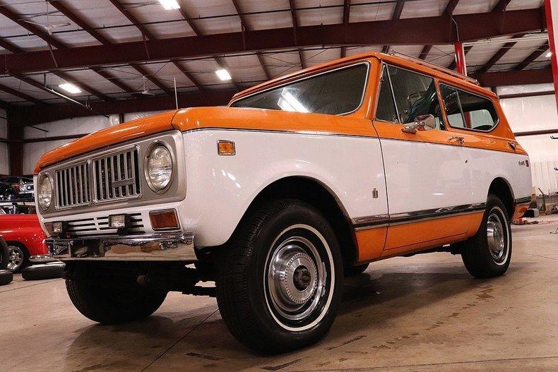 Grand Rapids Auto Parts >> 1973 International Scout | GR Auto Gallery