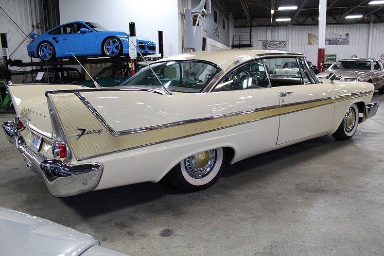 1958 Plymouth Fury For Sale >> 1958 Plymouth Fury for sale #68519 | MCG