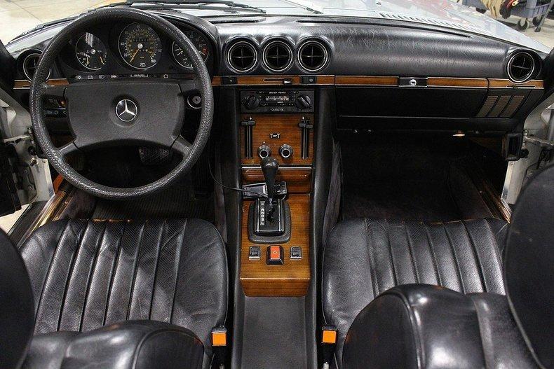 1980 1980 Mercedes-Benz 450 SL For Sale