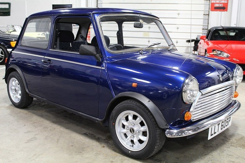 1976 mini cooper my classic garage for Garage mini cooper annemasse
