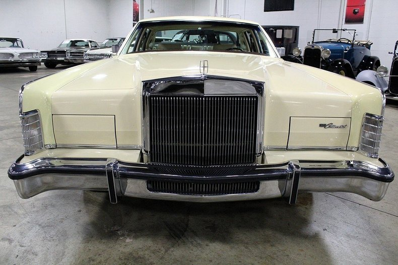 1977 lincoln continental my classic garage. Black Bedroom Furniture Sets. Home Design Ideas
