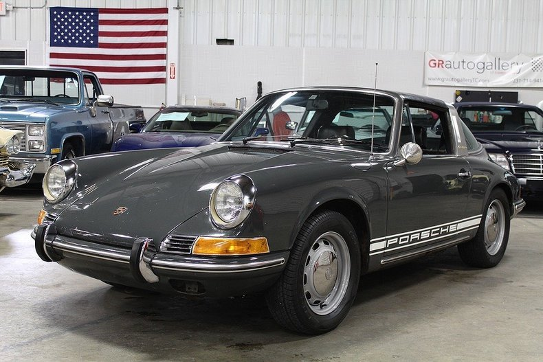 397634c15f3cbe low res 1969 porsche 911 t