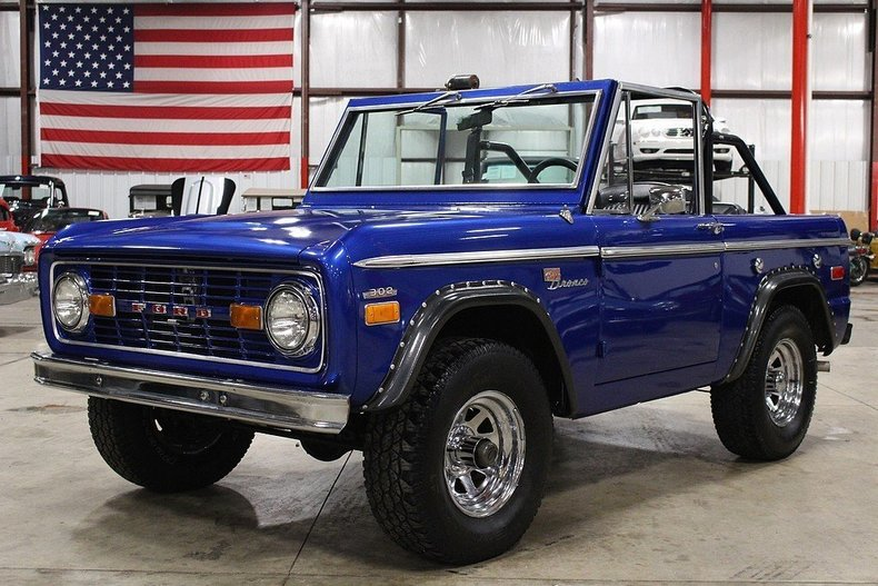 1970 ford bronco for sale 76123 mcg. Black Bedroom Furniture Sets. Home Design Ideas