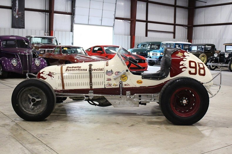 Early Indy  Race Car For Sale