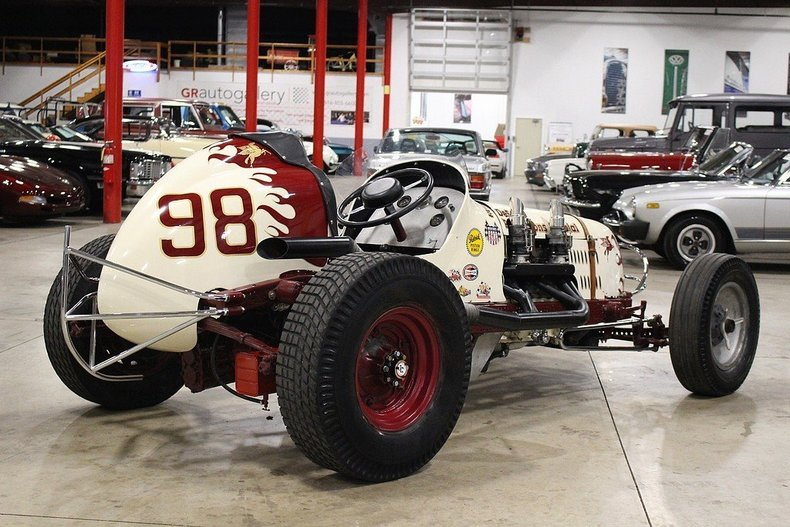 Hudson Indy Race Car My Classic Garage - Classic car 1930