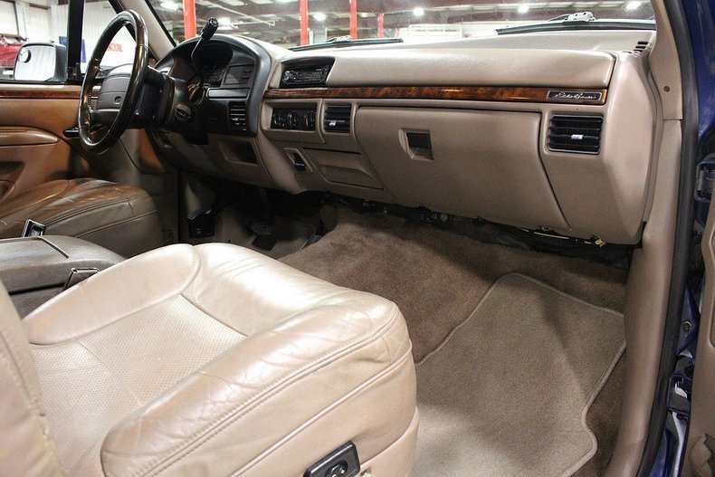 1996 Ford Bronco Gr Auto Gallery