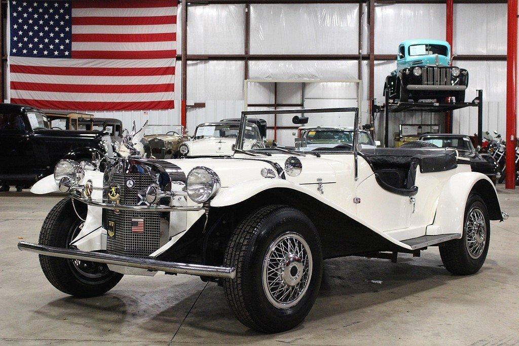 1929 Mercedes-Benz SSK Gazelle for sale #70177   MCG