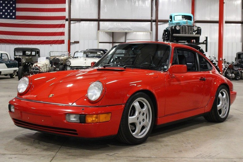 402826ace2997f low res 1991 porsche 911 carrera 4