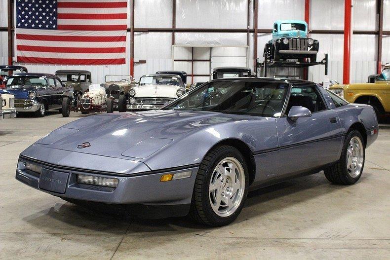 403357731db0fb low res 1990 chevrolet corvette